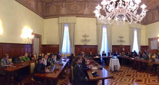 Open Government Forum modello di partecipazione