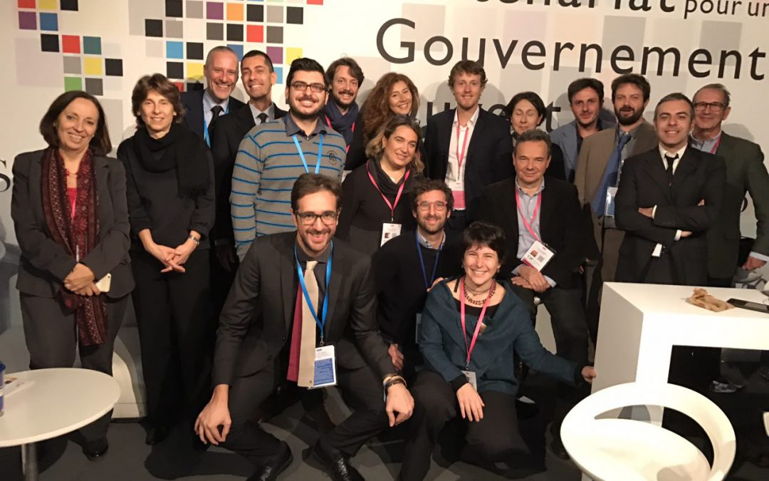 Open Government Summit: a Parigi l'Italia presenta i suoi progressi