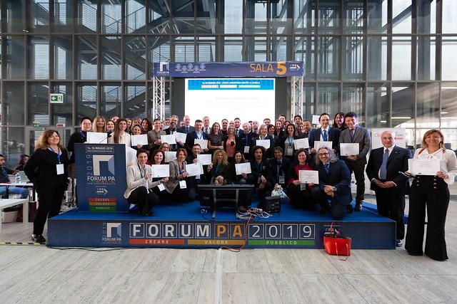 I 32 finalisti del Premio OpenGov
