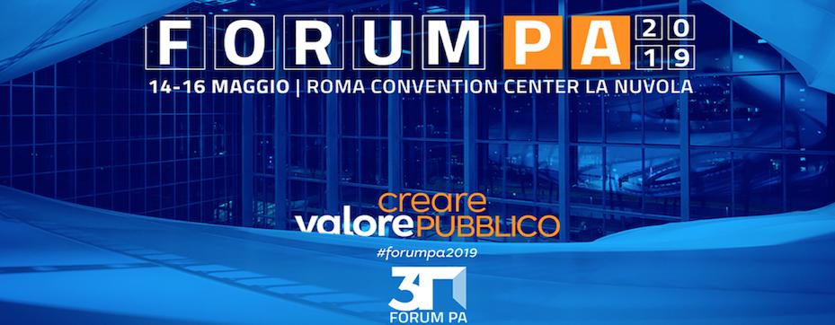 Gli eventi OpenGov al #ForumPA2019