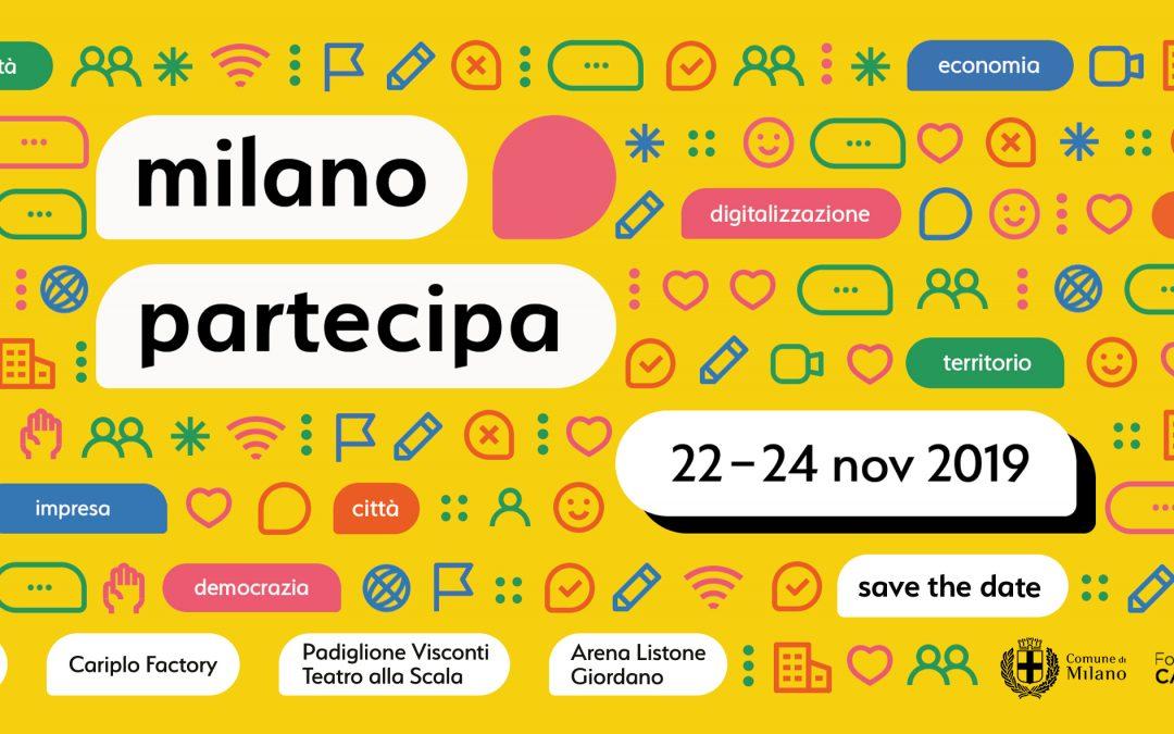 #MilanoPartecipa