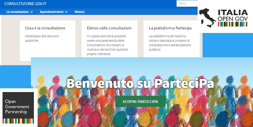 Consultazioni pubbliche: raggiunti tre importanti obiettivi in tema di partecipazione