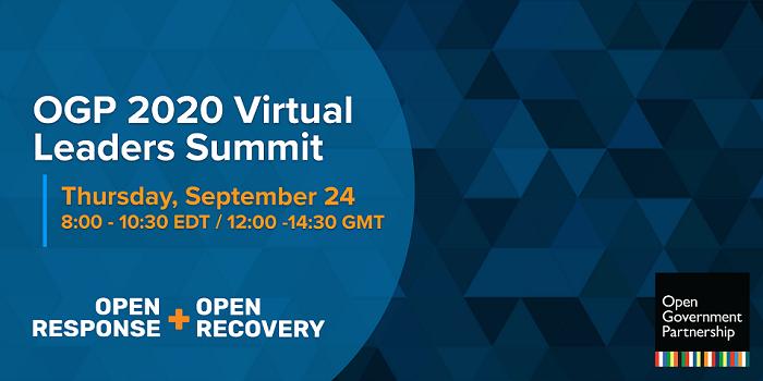 OGP Virtual Leaders Summit 2020 – L'Italia guiderà il Comitato Direttivo