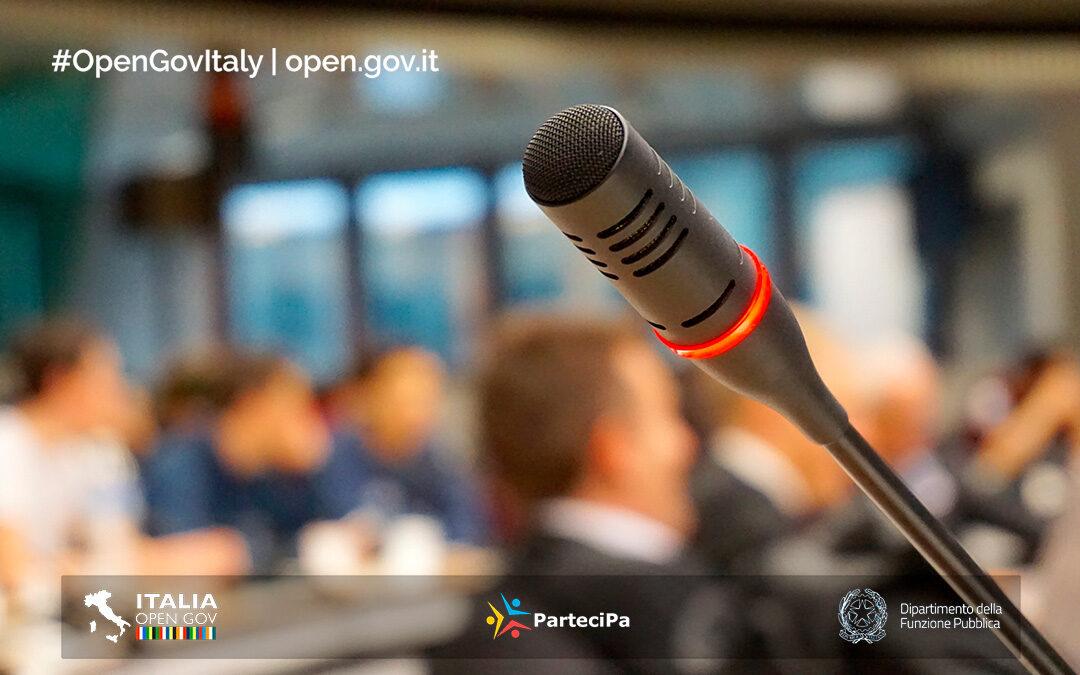 La piattaforma ParteciPa come strumento di consultazione pubblica