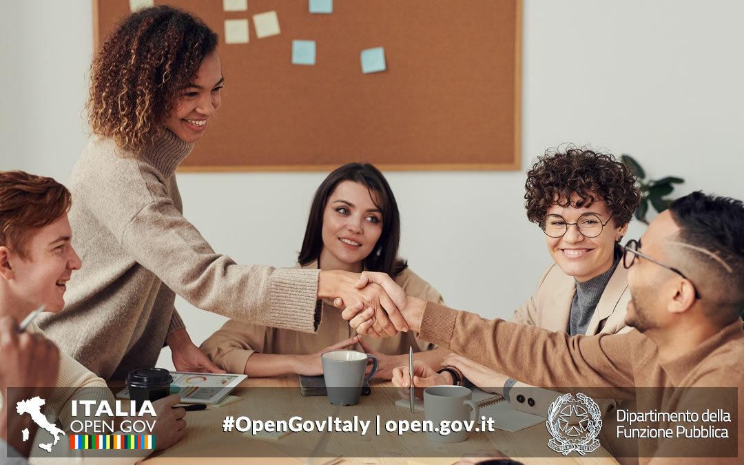 Il DFP alla Giornata della partecipazione in Emilia Romagna
