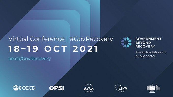 Conferenza Government beyond Recovery: quale ruolo per il governo del futuro?
