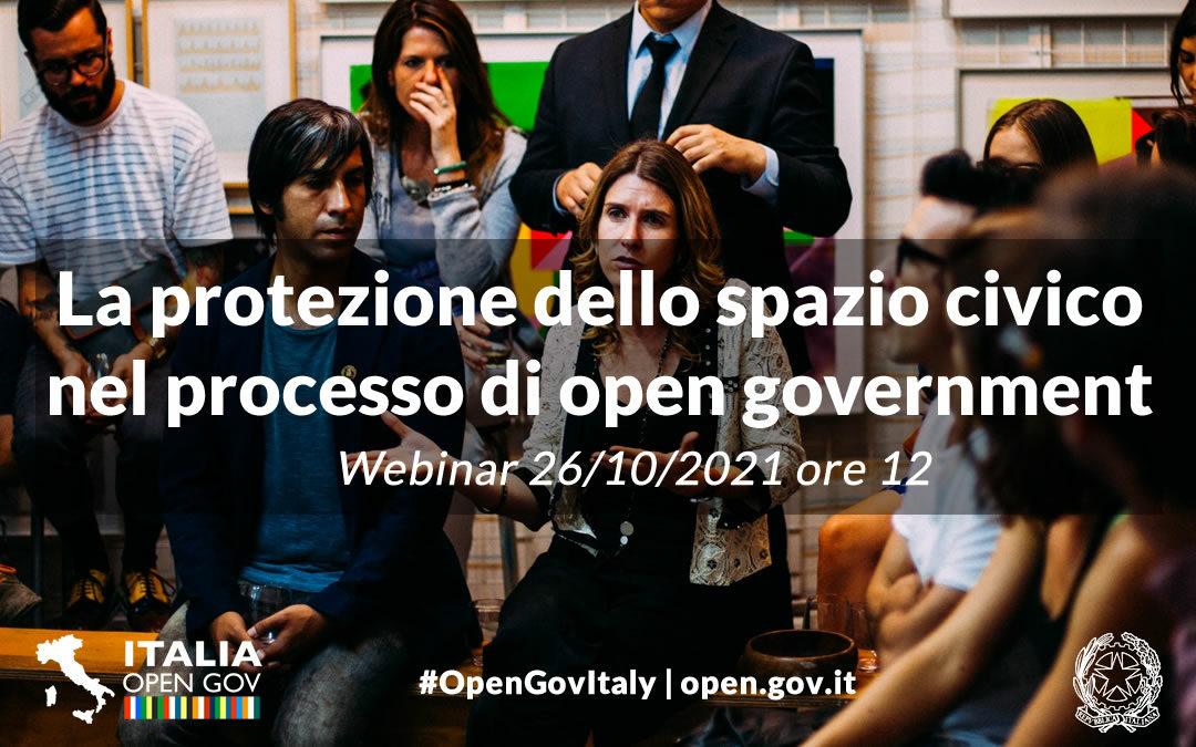 Qualità dell'informazione e inclusione, due requisiti per il governo aperto
